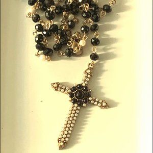 Jewelry - Fashion Rosary Necklace